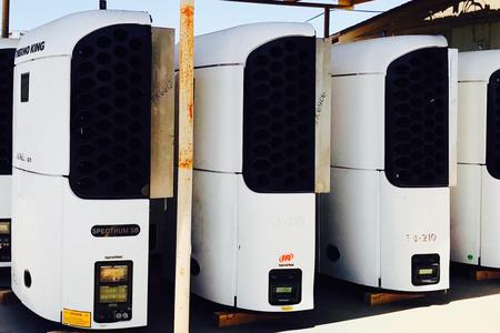 THERMO KING SPECTRUM SB AND SB190 ETV REEFER UNITS WITHH 2011 ENGINES