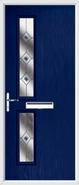 2 Square Composite Door fusion 2 glass
