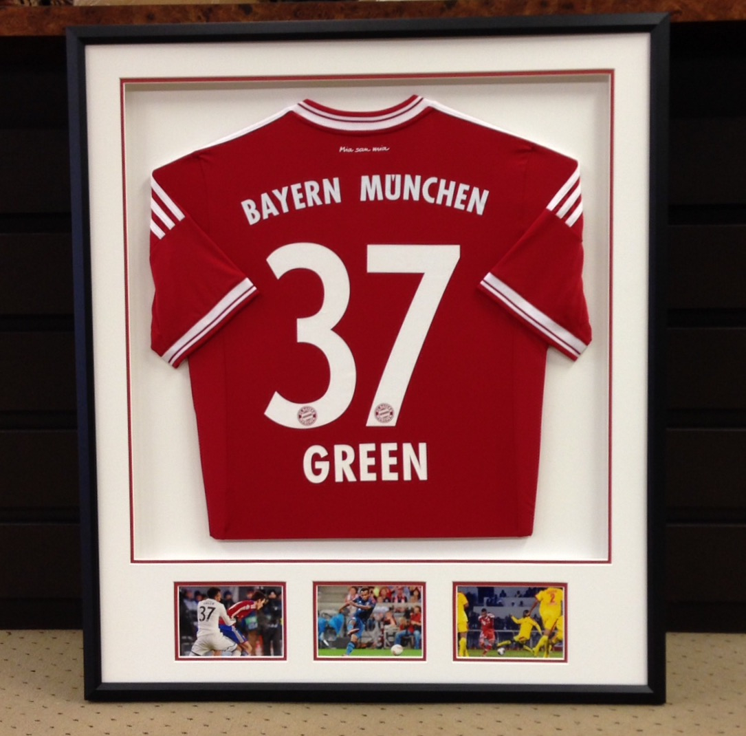 Frame factory and gallery in south tampa tampa soccer jersey and game photos solutioingenieria Choice Image