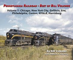 Pennsylvania Railroad Best of Bill Volkmer Volume 1