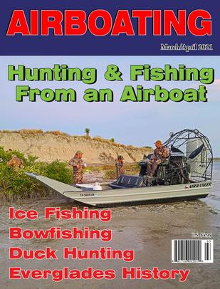 March April 2021 Airboating Magazine