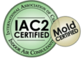 Certified Mold inspector and certified for testing for mold