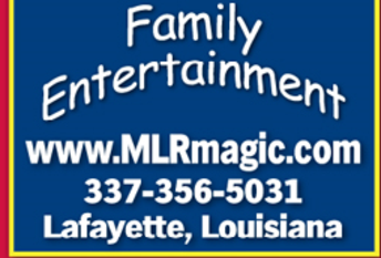Children's Entertainment Lafayette La