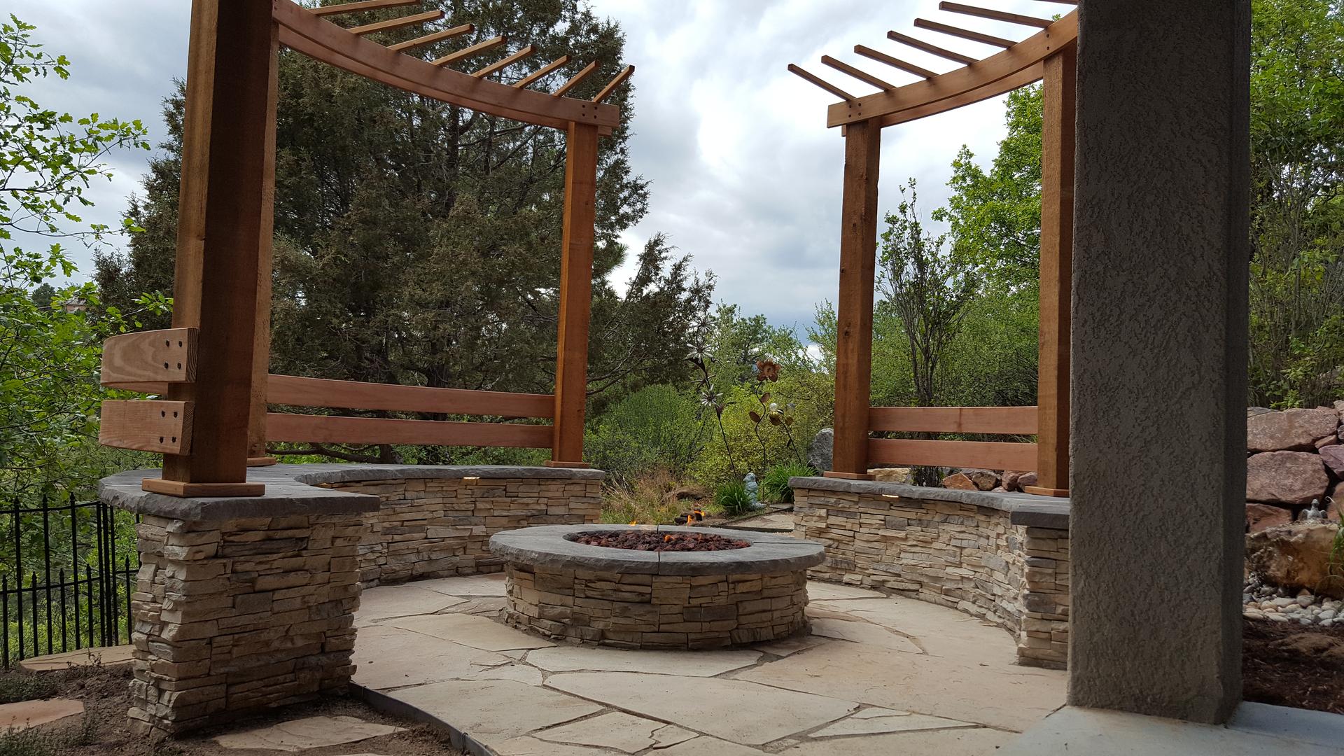 distinctive terrascapes landscaping u0026 landscape design colorado