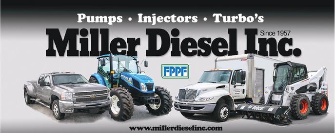 Diesel Injection, Injectors, Pumps, Turbos, FPPF