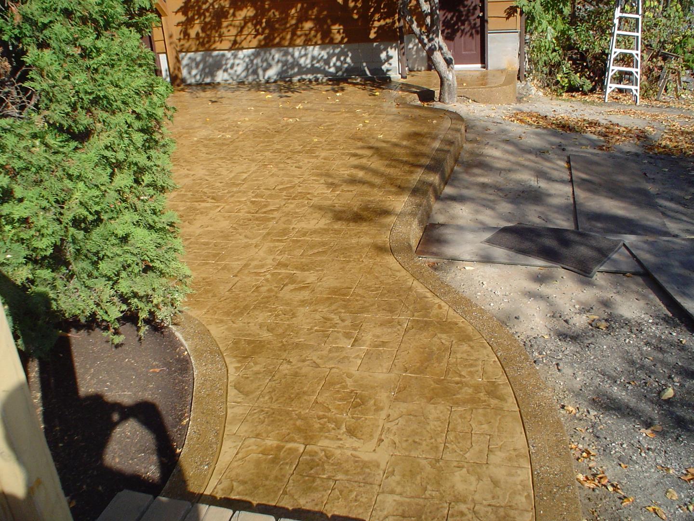 Diversified Concrete Services - Decorative Concrete, Stamped Concrete