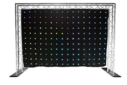 Chauvet lighting aluminum truss goal kit.