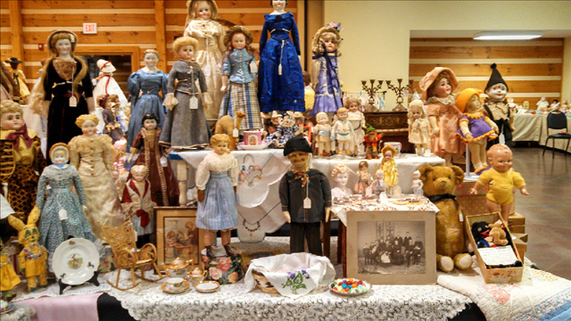 2019 Asheville NC Doll Show