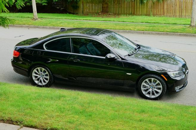 BMW Xi Coupe - 2008 bmw 335xi coupe