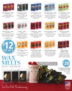 Lateeda Candle Fundraising Ideas Free Pack By Seller