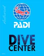 Authorized PADI Dive Center