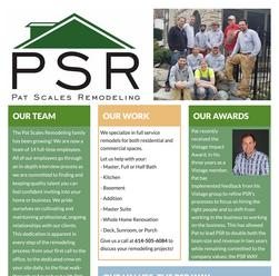 PSR Summer 2019 Newsletter