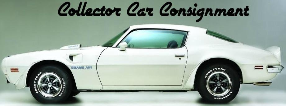 collector car consignment logo