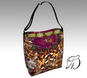 Day Tote from Fine Art Collage by Laura Davis