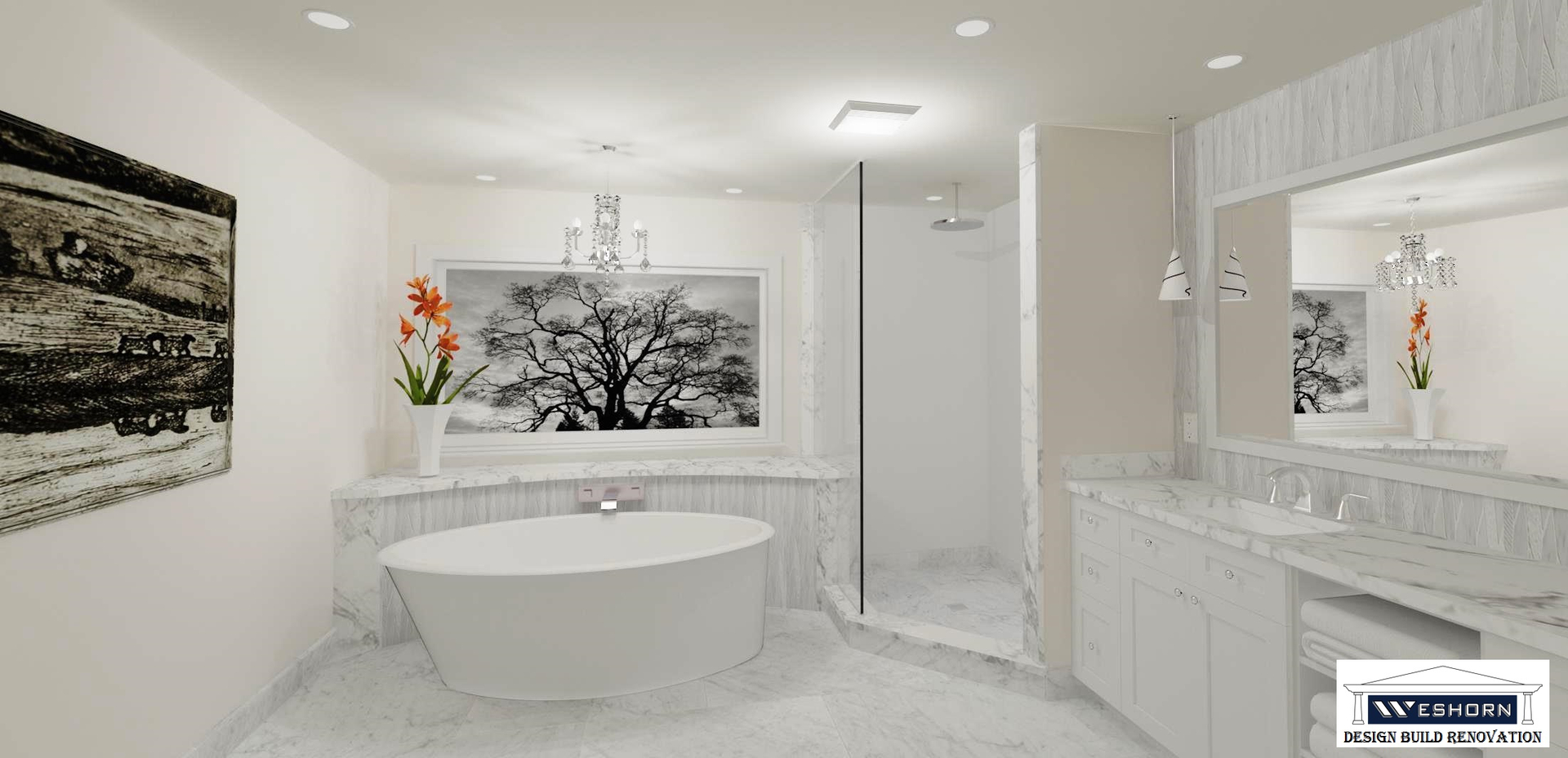 Kitchen Bathroom Remodeling Design Northbrook il :Weshorn Remodeling