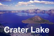 Crater Lake near Harriman Springs Resort and Marina