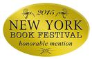 2015 New York Book Festival Honorable Mention in Spirituality