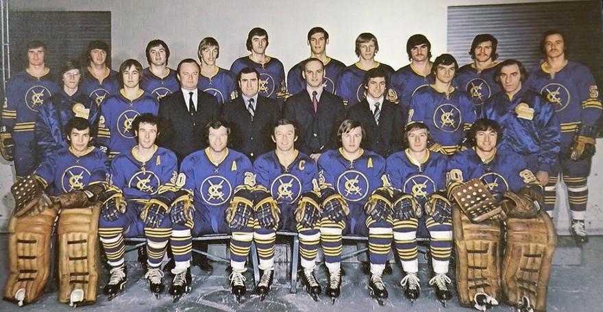 Cincinnati Swords Vintage Hockey Jersey