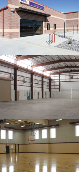 pre-engineered metal building advantages