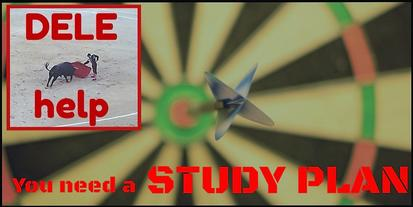 How to design a DELE exam study plan