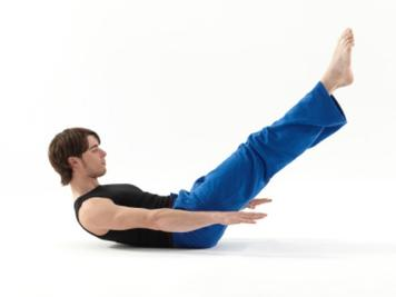 Pilates Mat Exercises