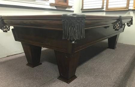 PreOwned Pool Tables - Brunswick dunham pool table