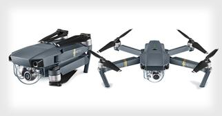 Click to view page with DJI Mavic drone
