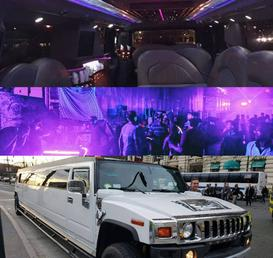 Limo service | Party Bus rental NY