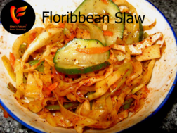 Floribbean Slaw-Chef of the Future-Your Source for Quality Seasoning Rubs
