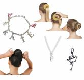 Skate Accessories, Hair Accessories, Skating Jewelry, Gifts