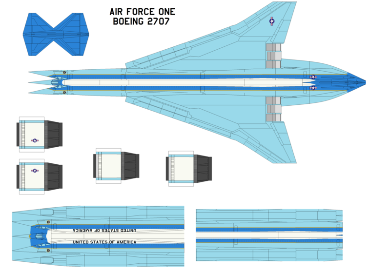 paper aircraft template design