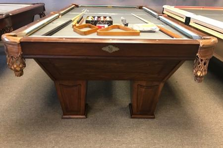 Wondrous Pre Owned Pool Tables Download Free Architecture Designs Itiscsunscenecom
