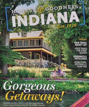2019 Official Indiana Travel Guide