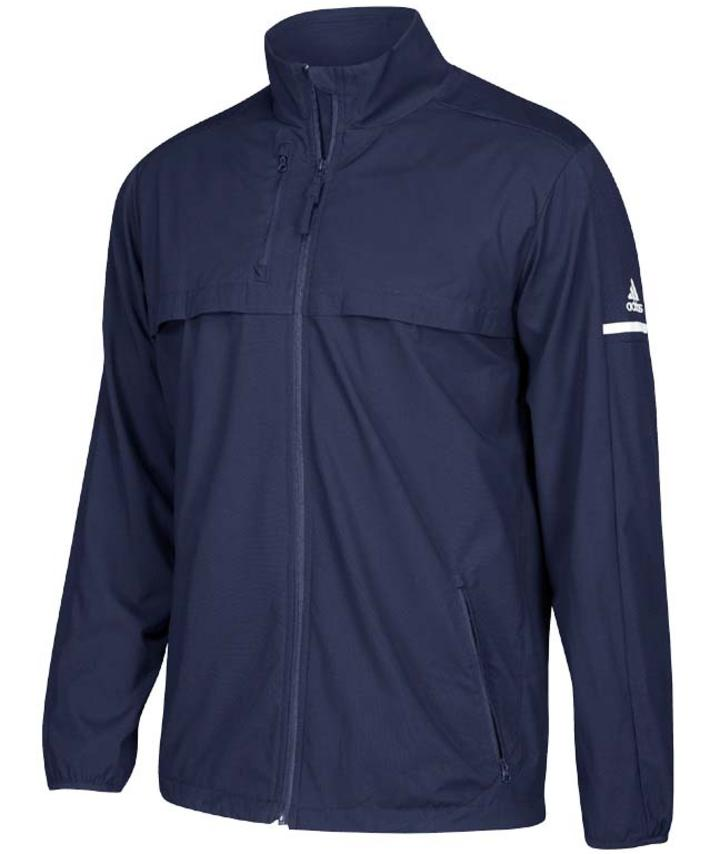 Adidas Hockey Tracksuit Jacket Navy Adult Youth