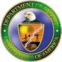 groundwater experts nuclear contamination Department of Energy logo