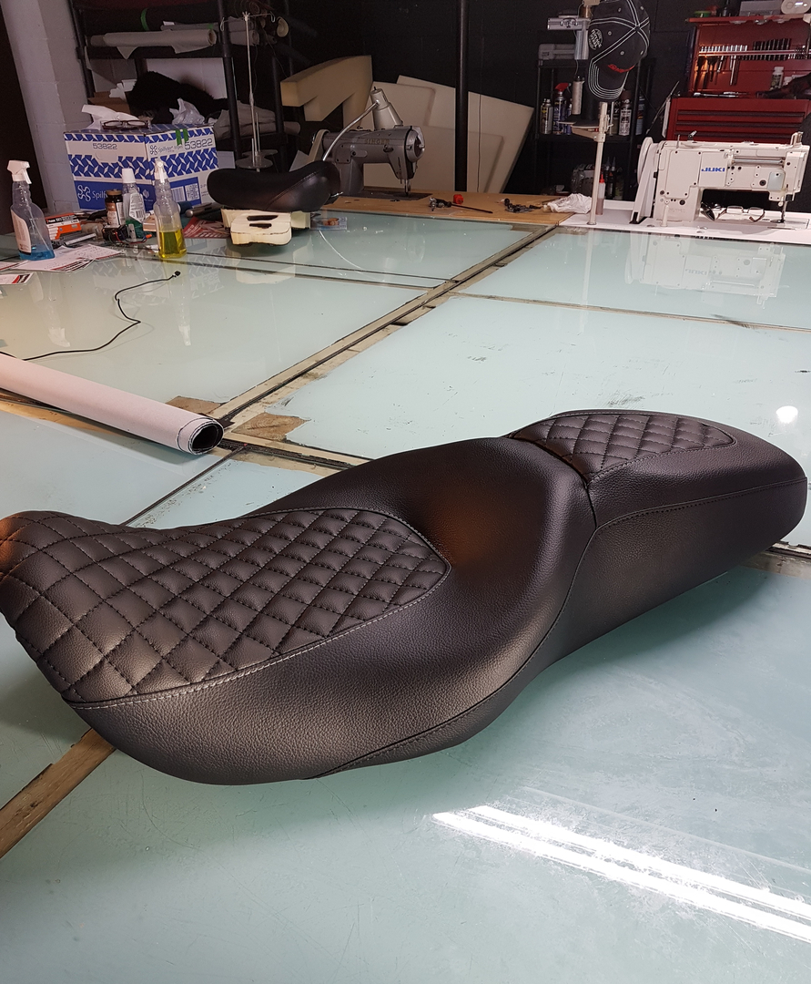 Potzys Upholstery Services - Custom Upholstery, Seat Repair