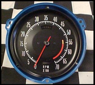 Tachometer Repair