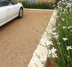 Permeable Driveway Paving Supplies