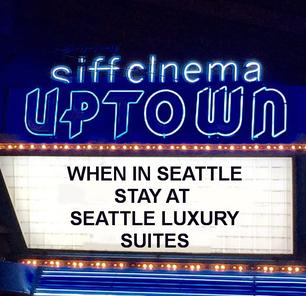 SIFF CINEMA SEATTLE LUXURY SUITES