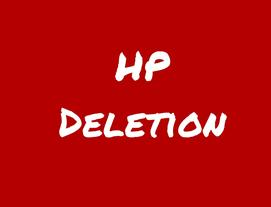 HP deletion