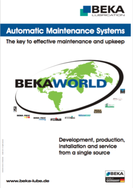 Beka Automatic Chain Lube Maintenance