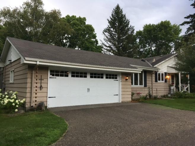 Before And After Photos Of New Garage Door Installs By Carlson