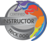 Certified Instructor Trick Dog Logo