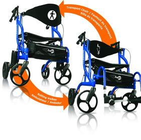 Specialty Rollator Models bariatric
