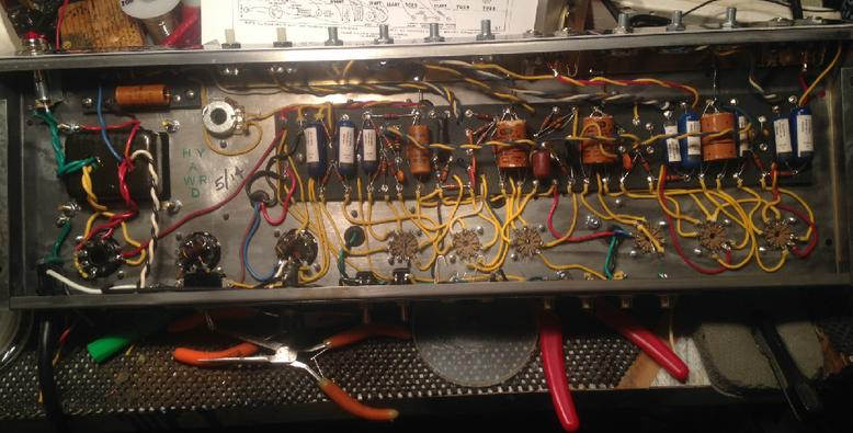 1966 Deluxe Reverb reproduction