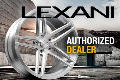 Lexani Alloy Wheels Dealer Canton Ohio