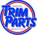 trim parts logo and link