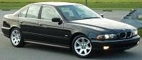Black 2002 Used BMW 525i E39