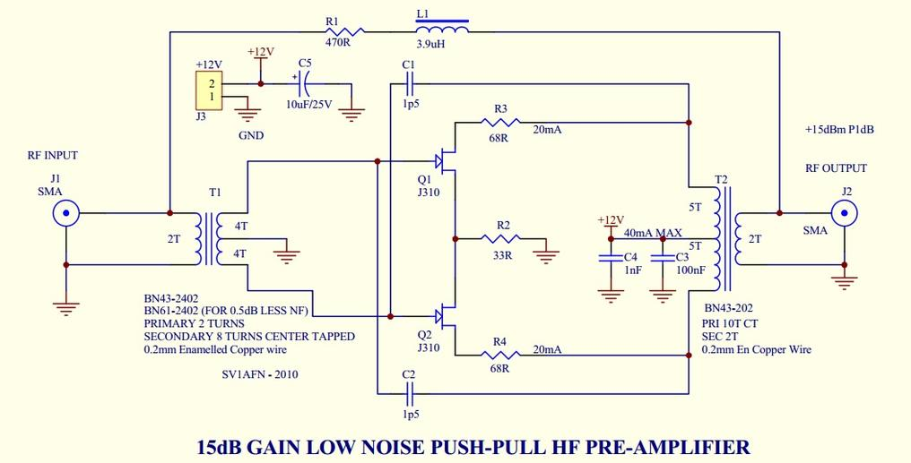 j310preamp Ham Radio Preamp Schematic Diagram on ham radio circuits, ham radios for beginners, ham radio block diagram, ham receiver schematic,