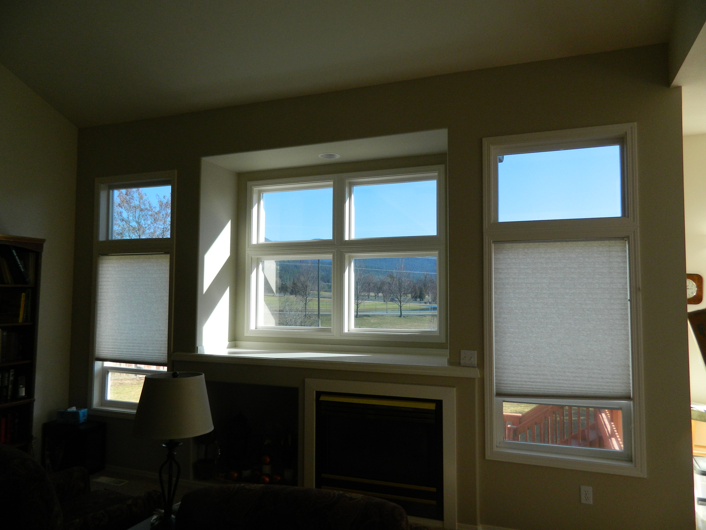 Silver Films for Solar Control & Daytime Privacy | Therma Shield